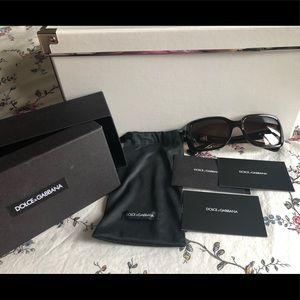Dolce Gabbana sunglasses DG6093 502/13